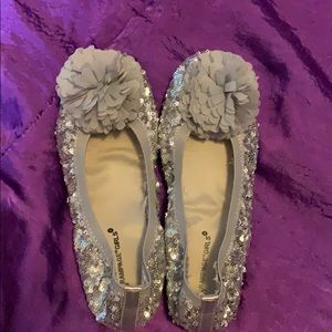 Silver Rampage Flats